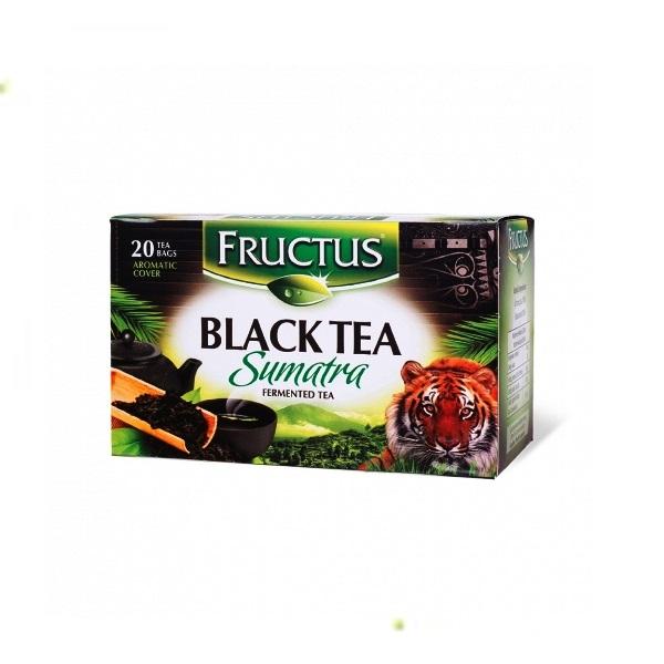 Fructus Filter Crni Čaj Sumatra