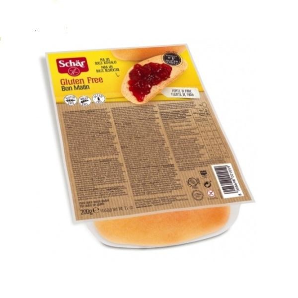 Schar Bon Matin-Slatki hleb bez glutena  200g