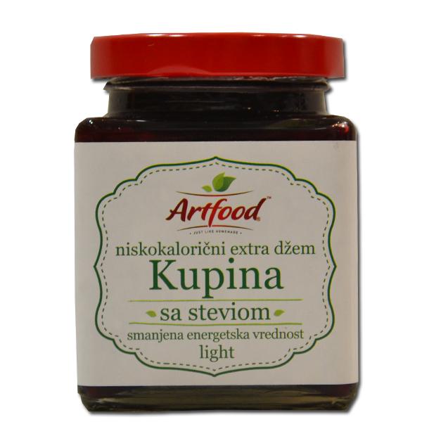 Niskokalorični džem od kupina diet Artfood 220g