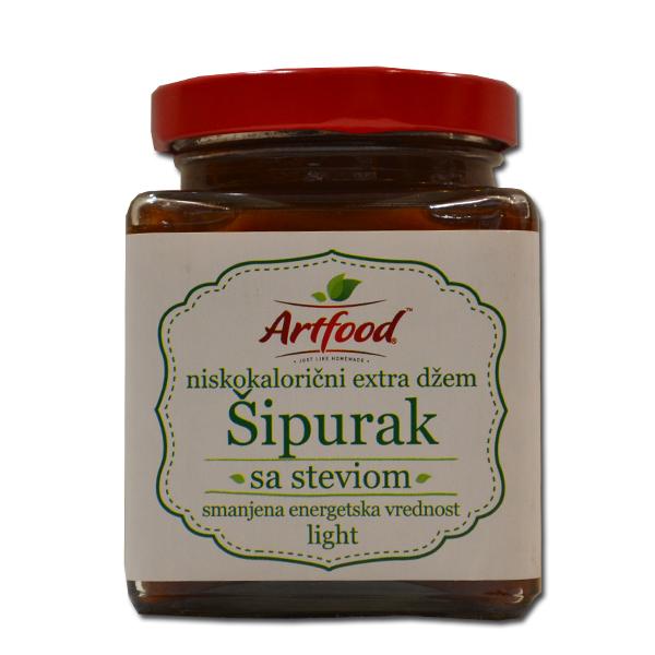 Niskokalorični džem od šipurka sa steviom Artfood 220g