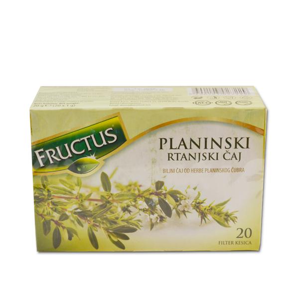 Fructus Planinski  filter čaj 20g