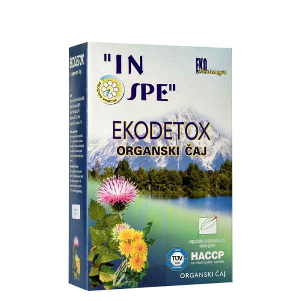 Ekodetox  organski čaj  100g
