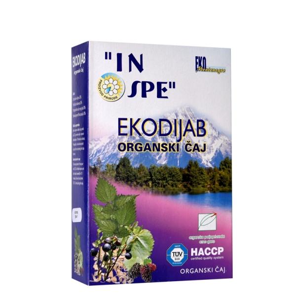 Ekodijab organski čaj 100g
