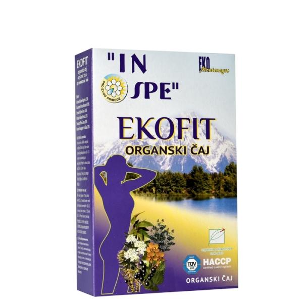Ekofit organski čaj 100g