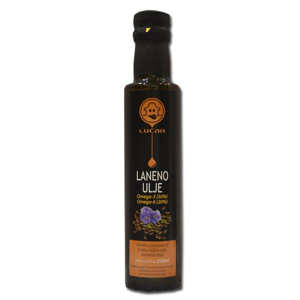 Laneno ulje Lučar 250ml