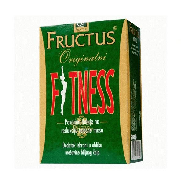 Fructus  Fitnes filter čaj 40g