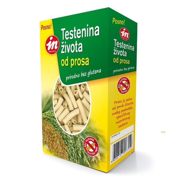 Testenina života od prosa bez glutena In proizvod 350g