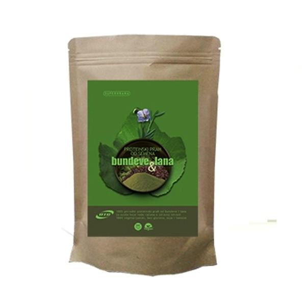Protein od semena bundeve i lana 300g