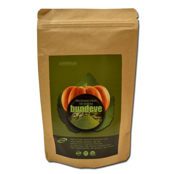 Protein od semena bundeve DTC 300g