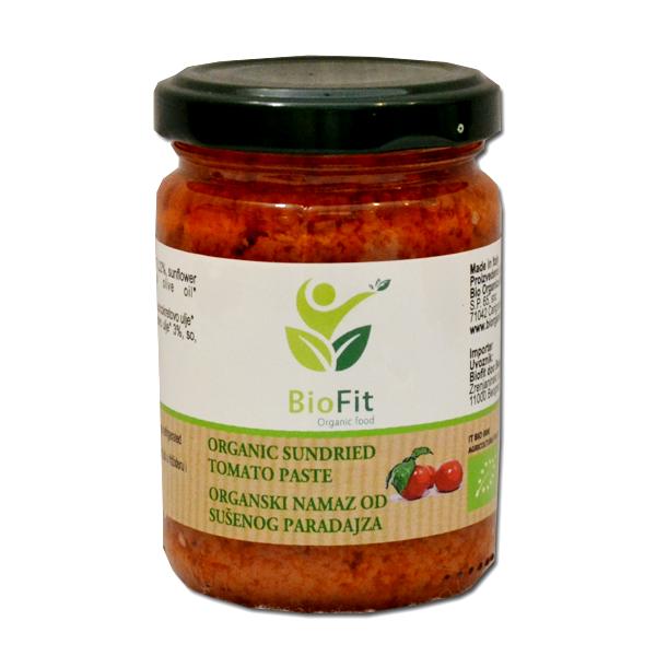 Organski namaz od sušenog paradajza BioFit 140g