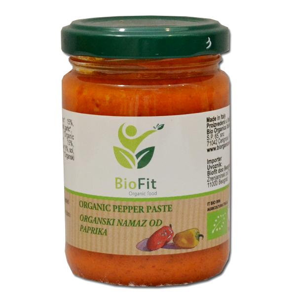 Organski namaz od paprike BioFit 140g