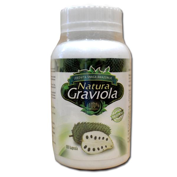 Graviola kapsule