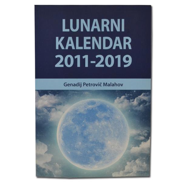 Lunarni kalendar 2011 - 2019 G. P. Malahov