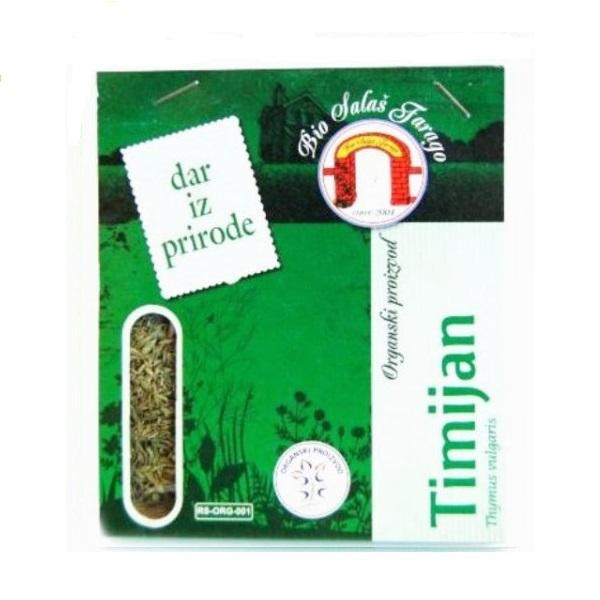 Timijan 10g organski proizvod  Bio salaš Farago