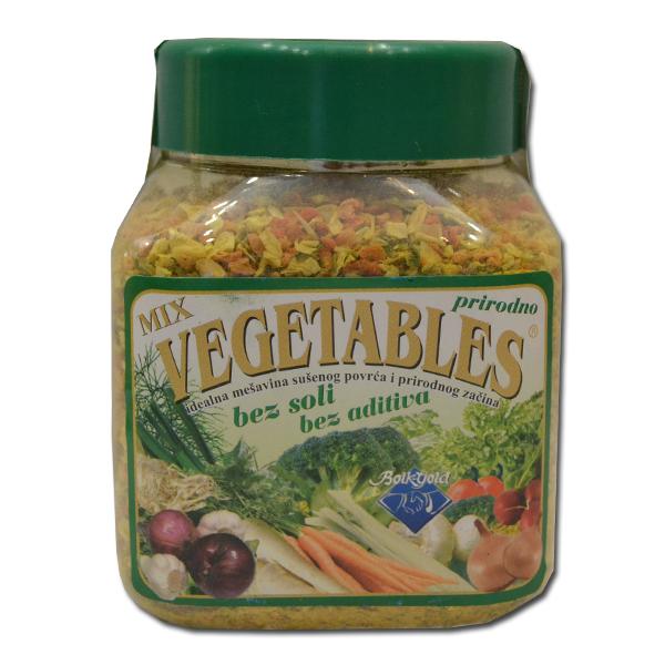 Vegetables mix 300g
