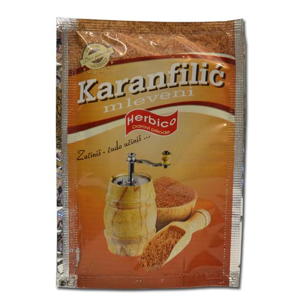 Mleveni Karanfilić 10g