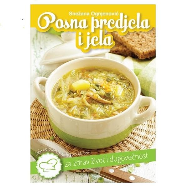 Posna jela i predjela Snežana Ognjenović