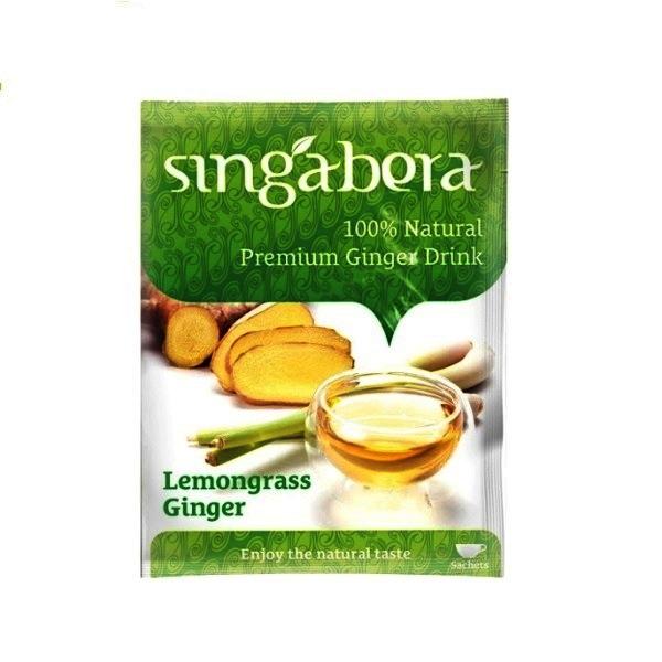 Premium đumbir napitak sa limunovom travom Singabera 12g