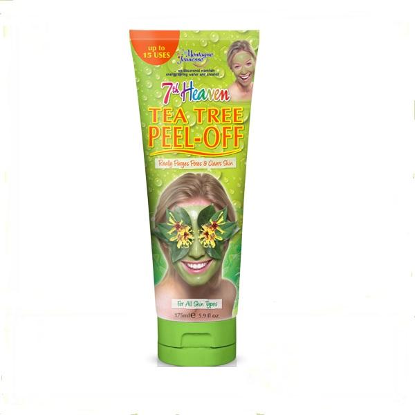 7th HEAVEN maska piling za lice čajno drvo 175g