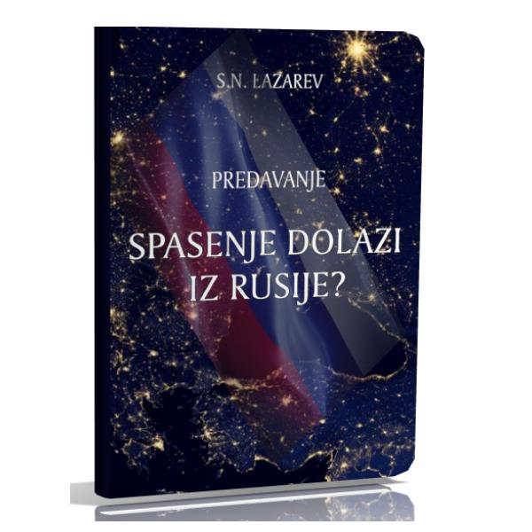 DVD Spasanje dolazi iz Rusije S.N.Lazarev