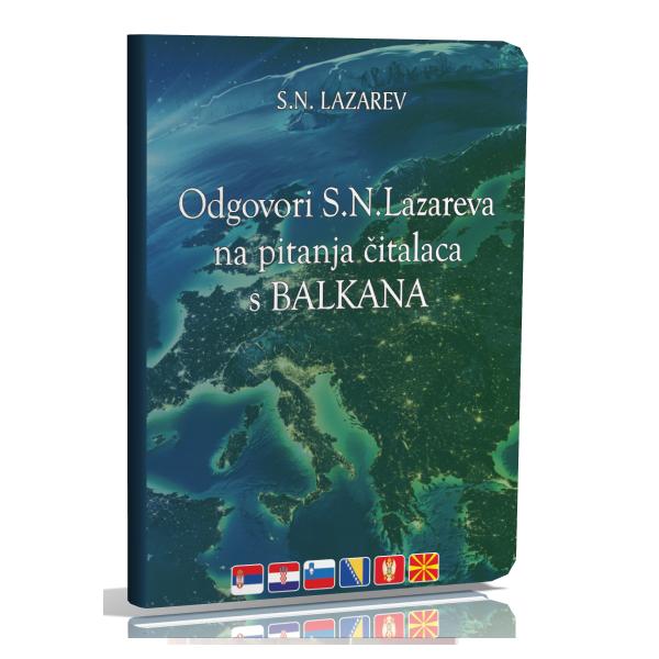 DVD Odgovori S.N.Lazareva na pitanje čitalaca sa Balkana
