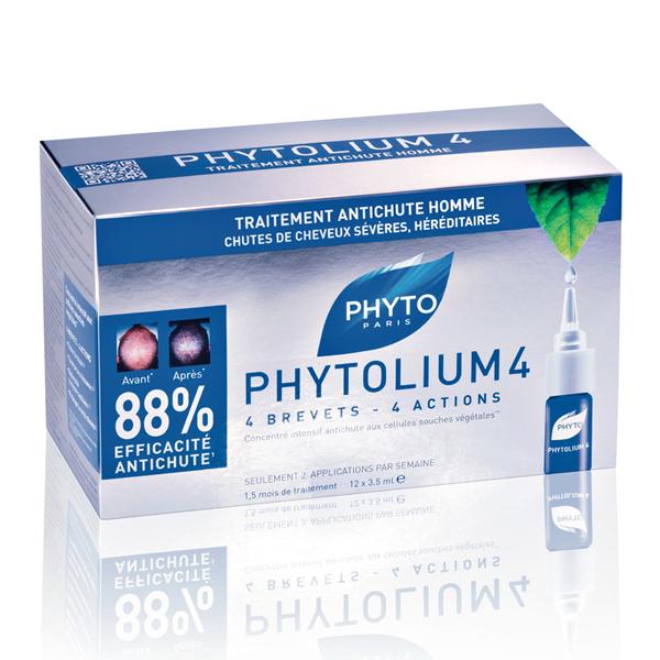 PhytoLium 4 tretman za tanku kožu kod muškaraca 12x3,5