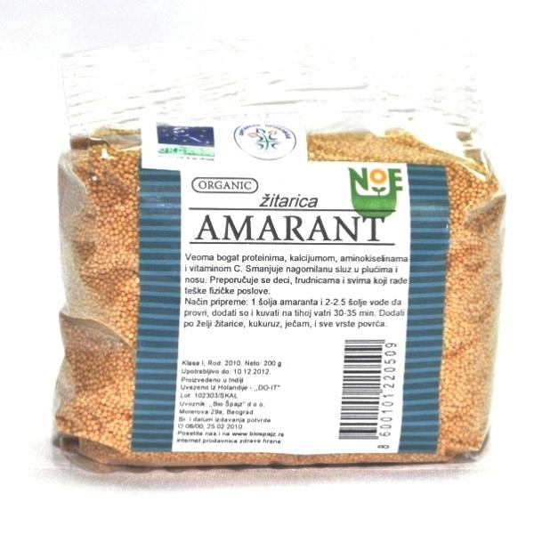 Amarant organski Bio Špajz 200g