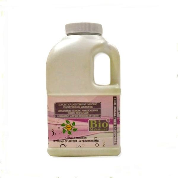 BIO MAKSIMAL koncentrat za ručno pranje posuđa 500ml