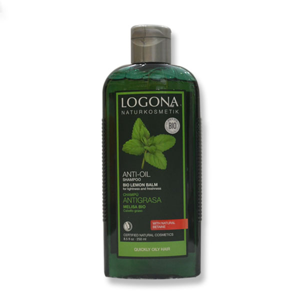 Logona Šampon lemon balm 250ml