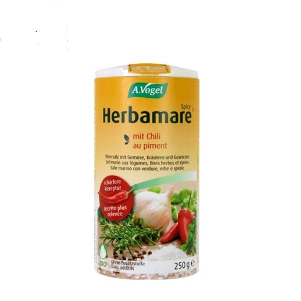 Morska so sa čili paprikom i začinima Herbamare 250g