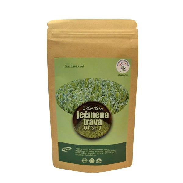Ječmena trava u prahu organic DTC 100g
