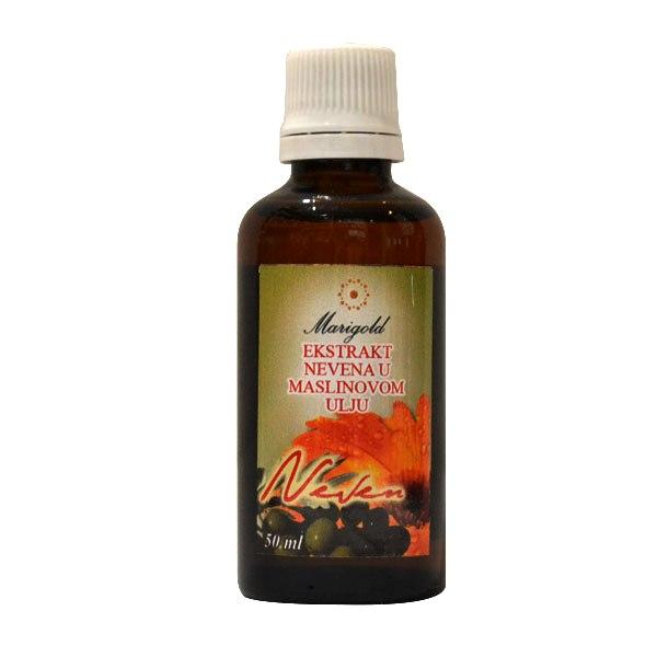 Marigold Ekstrakt nevena u maslinovom ulju 50ml
