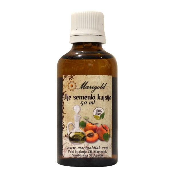 Marigold Ulje semenki kajsije 50ml