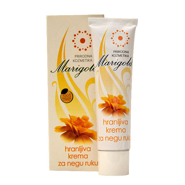 Marigold Hranljiva krema za negu ruku 30ml