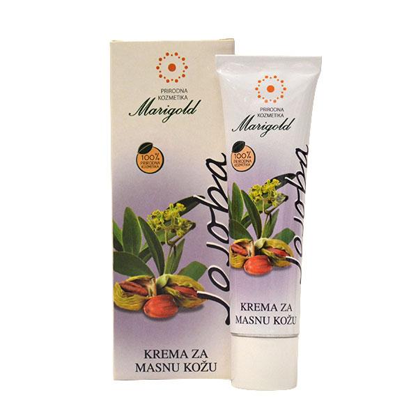 Marigold Hidratantna krema za negu masne kože 30g
