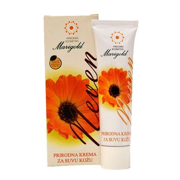 Marigold Hidratantna krema za suvu kožu 30g