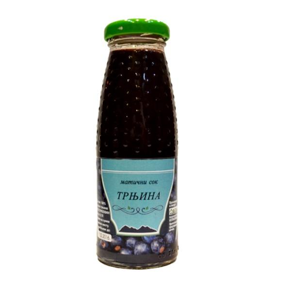 Matični sok od trnjina Plavo 200ml