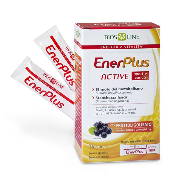 Ener Plus Active Bios Line 10ml