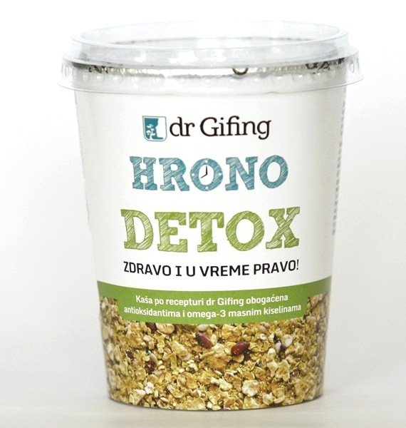 Hrono detox Dr. Gifing 65g