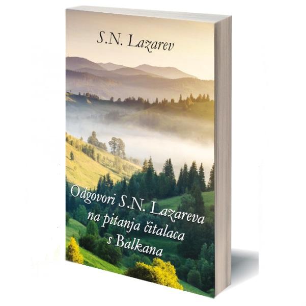 Odgovori S. N. Lazareva na pitanja čitalaca sa Balkana S.N. Lazarev