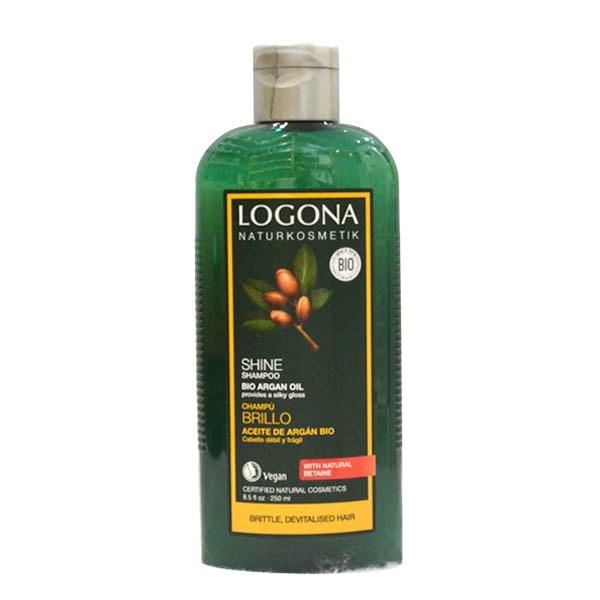 Logona Šampon Bio argan 250ml