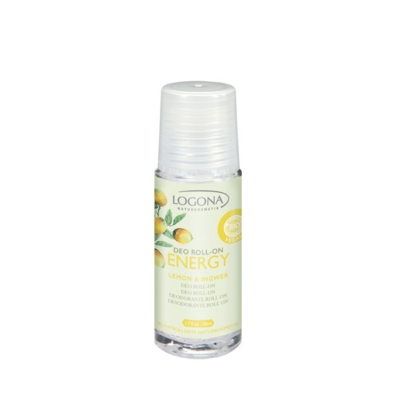 Logona Energy Deo roll-on 50ml