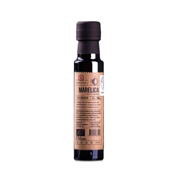 Organsko ulje marelice (kajsije)  Biosativa 100ml