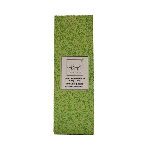 NANA kozmetika Uljna mešavina za suvu kožu 30ml