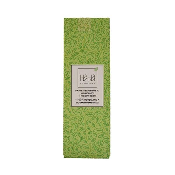 NANA kozmetika Uljna mešavina za mešovitu i masnu kožu  30ml