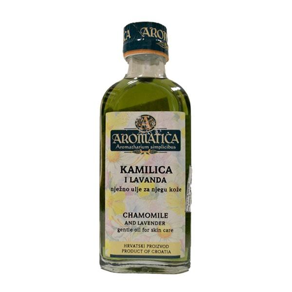 Aromatica Ulje od kamilice i lavande 100ml