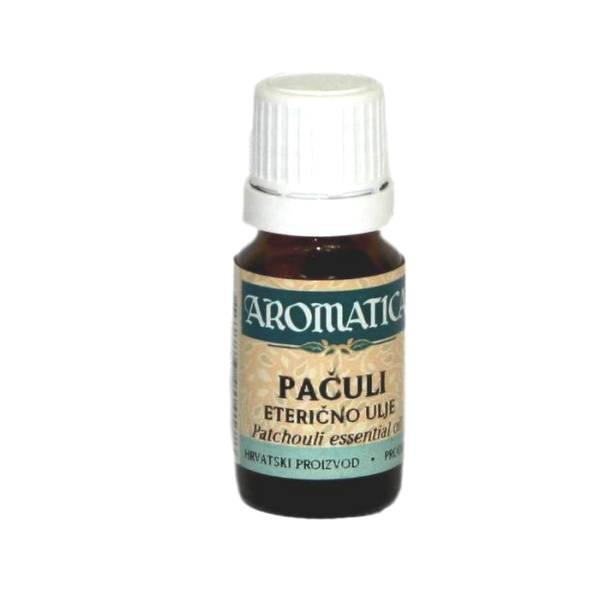 Aromatica Eterično ulje pačuli 10ml