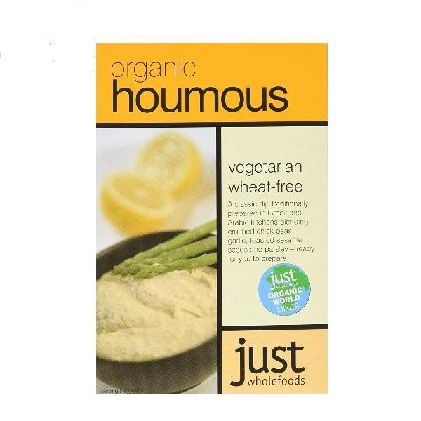 Organska smesa za humus Just wholefoods 125g