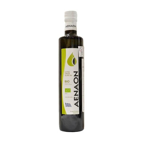 Organik maslinovo ulje ekstra devičansko Aenaon 250ml