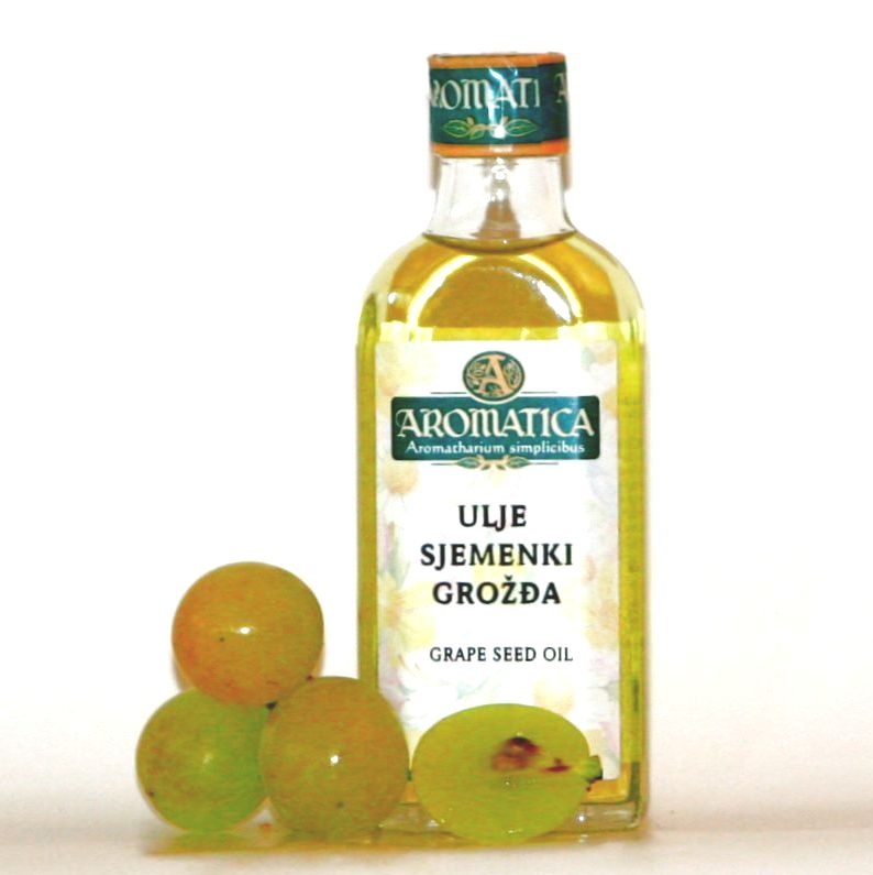 Aromatica Ulje Semena grožđa 100ml